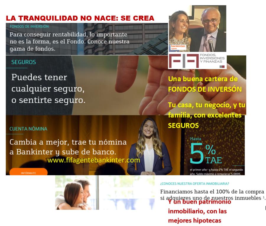 LA TRANQUILIDAD NO NACE, SE CREA