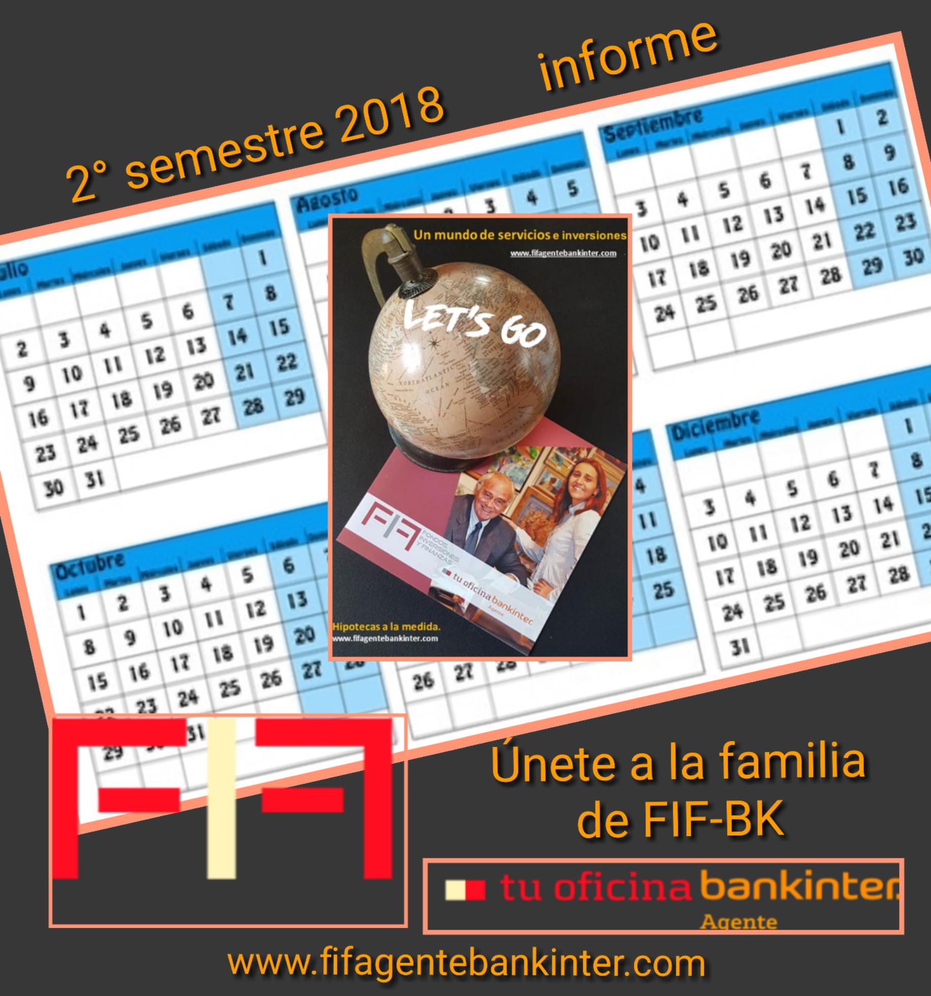 PULSO AL SEGUNDO SEMESTRE 2018