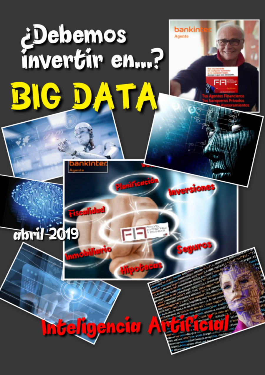 ¿Debemos invertir en Big Data e Inteligencia Artificial?