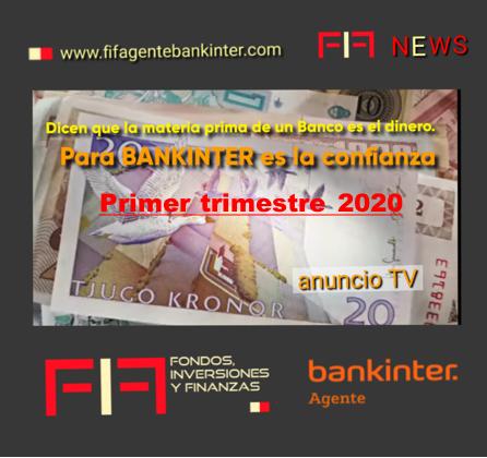 "FIF NEWS 24 abril 2020: ""BK primer trimestre 2020"""