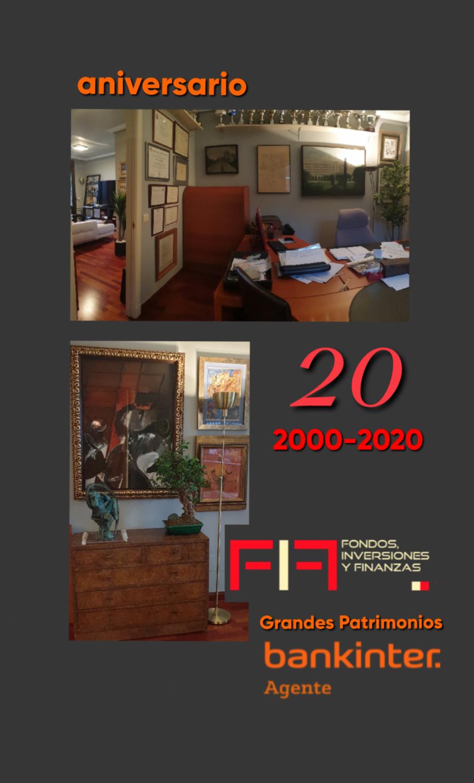 """FIF NEWS 3 OCT 2020: """"ANIVERSARIO FIF, 20 AÑOS 2000-2020"""""""