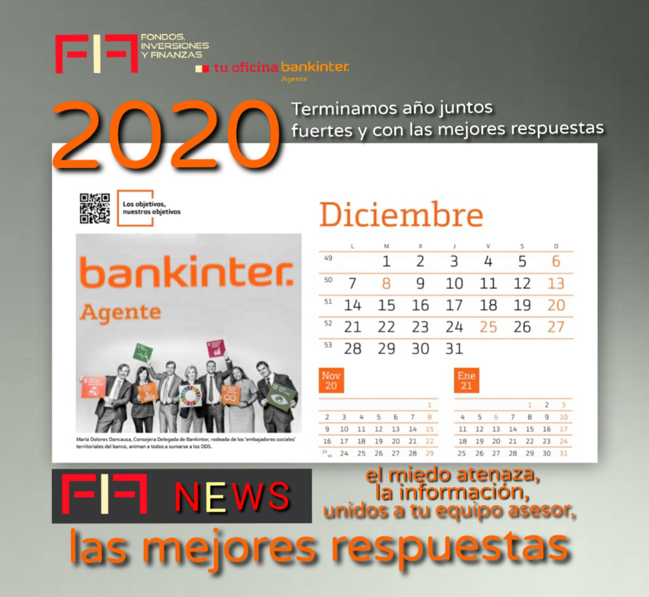"""FIFNEWS DIC2020: """"Terminamos año juntos, y con las mejores respuestas"""""""