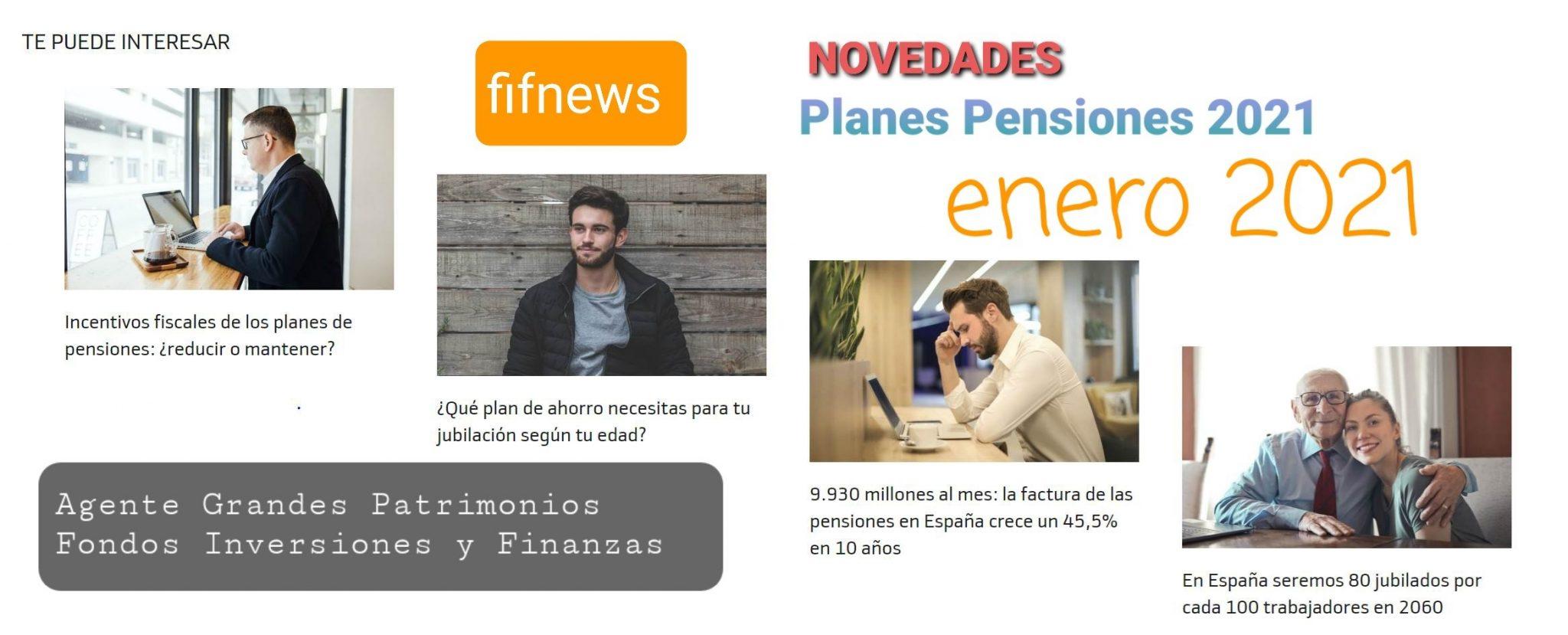 """FIFNEWS ENE 2021: """"Novedades nuevo año"""""""