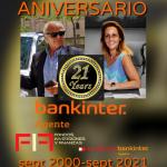 """FIFNEWS SEPTIEMBRE 2021: """"21 ANIVERSARIO"""""""