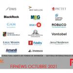 """FIFNEWS OCTUBRE 2021: """"Destacados Fondos de Inversión de las Gestoras Internacionales"""""""
